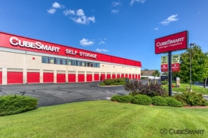 Image of CubeSmart Self Storage - Clifton Facility at 1234 Us Highway 46  Clifton, NJ