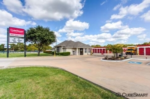 Image of CubeSmart Self Storage - Mckinney - 812 N Mcdonald St Facility at 812 N McDonald St  McKinney, TX