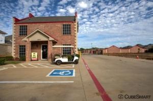 Image of CubeSmart Self Storage - Keller Facility at 8800 Davis Blvd  Keller, TX