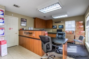 Image of CubeSmart Self Storage - Keller Facility on 8800 Davis Blvd  in Keller, TX - View 2