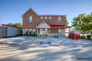 Image of CubeSmart Self Storage - North Richland Hills - 6612 Davis Blvd Facility at 6612 Davis Blvd  North Richland Hills, TX