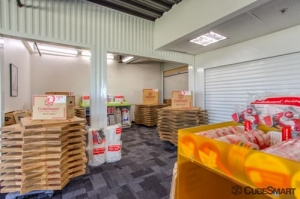 Image of CubeSmart Self Storage - Frisco - 8749 Wade Boulevard Facility on 8749 Wade Boulevard  in Frisco, TX - View 4