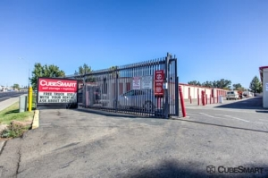 Image of CubeSmart Self Storage - West Sacramento Facility at 541 Harbor Blvd  West Sacramento, CA