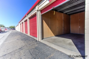 Image of CubeSmart Self Storage - West Sacramento Facility on 541 Harbor Blvd  in West Sacramento, CA - View 3