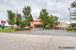 Image of CubeSmart Self Storage - Austell Facility at 3595 Old Anderson Farm Road  Austell, GA