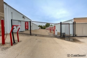 Image of CubeSmart Self Storage - Denton Facility on 201 S Interstate 35 E  in Denton, TX - View 2