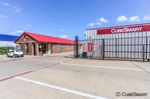 Image of CubeSmart Self Storage - Garland - 1350 N 1st St Facility at 1350 N 1st St  Garland, TX