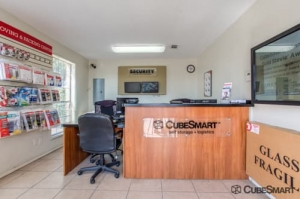 Image of CubeSmart Self Storage - Garland - 1350 N 1st St Facility on 1350 N 1st St  in Garland, TX - View 2