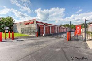 Image of CubeSmart Self Storage - Hilliard Facility on 5252 Nike Drive  in Hilliard, OH - View 4