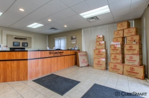 CubeSmart Self Storage - Columbus - 5411 W Broad St - Photo 2