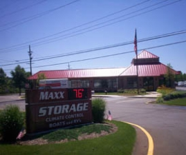 Image of Maxx Storage Facility on 8483 Andersonville Rd  in Village Of Clarkston, MI - View 2