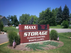 Image of Maxx Storage Facility at 8483 Andersonville Rd  Village Of Clarkston, MI