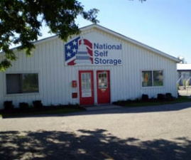 Image of National Storage Centers - Highland Facility at 1574 Alloy Parkway Rd  Highland, MI