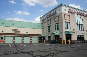Image of CubeSmart Self Storage - Herndon Facility on 13800 McLearen Rd  in Herndon, VA - View 2