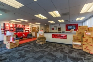 Image of CubeSmart Self Storage - Herndon Facility on 13800 McLearen Rd  in Herndon, VA - View 4