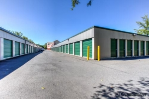 Image of CubeSmart Self Storage - Fairfax Station Facility on 6120 Little Ox Rd  in Fairfax Station, VA - View 2