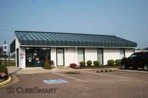 Image of CubeSmart Self Storage - Richmond - 5312 Richmond Henrico Turnpike Facility on 5312 Richmond Henrico Turnpike  in Richmond, VA - View 2