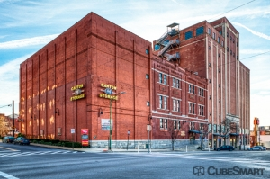 Image of Canton Self Storage Facility at 3600 O Donnell St  Baltimore, MD
