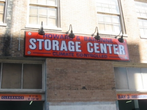 Photo of Howard Baronne Storage Center