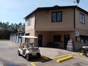 AAAA Self Storage & Moving - Colonial Heights - 400 E Ellerslie Ave - Photo 1