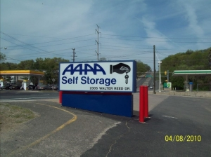 AAAA Self Storage U0026 Moving   Arlington   2305 S Walter Reed Dr