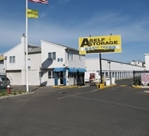 Image of A Self Storage of Little Ferry Facility on 50 Bergen Turnpike  in Little Ferry, NJ - View 2