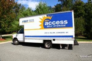 Image of Access Self Storage of Congers Facility on 259 N Route 9W  in Congers, NY - View 4
