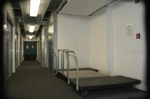 Image of Access Self Storage of Woodbridge Facility on 135 Amboy Ave  in Woodbridge, NJ - View 4