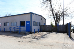 Image of AAA Alliance Self Storage - Humble Facility at 140 S Houston Ave  Humble, TX
