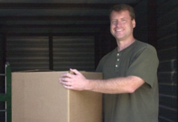 Image of AAA Alliance Self Storage - San Diego Facility on 8383 Clairemont Mesa Blvd  in San Diego, CA - View 2