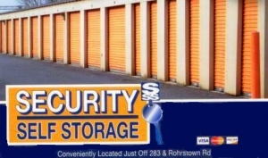 Security Self Storage - Lancaster - 1501 Cloister Dr