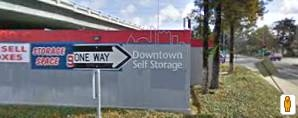 Image of Downtown Self Storage - San Jose - 850 S 10th St Facility on 850 S 10th St  in San Jose, CA - View 2