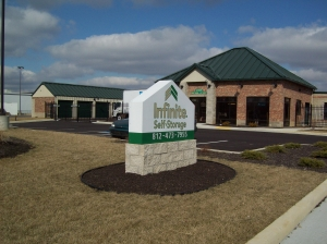 Image of Infinite Self Storage - Evansville East Facility on 7100 E Indiana St  in Evansville, IN - View 2