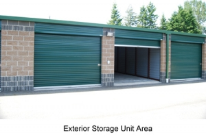 Image of Eastside Self Storage - North Bend Facility on 1410 Boalch Ave NW  in North Bend, WA - View 3