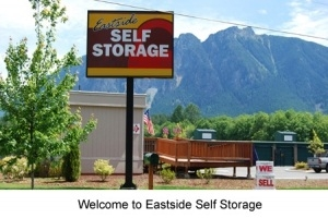 Image of Eastside Self Storage - North Bend Facility at 1410 Boalch Ave NW  North Bend, WA