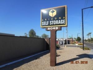 Image of Arizona Self Storage - Glendale - 8049 W. Glendale Avenue Facility on 8049 W Glendale Ave  in Glendale, AZ - View 4