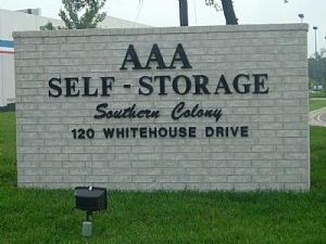 AAA Self Storage - South Colony