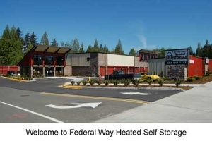 Image of Federal Way Heated Self Storage Facility at 35205 Pacific Hwy S  Federal Way, WA