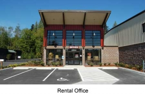 Image of Federal Way Heated Self Storage Facility on 35205 Pacific Hwy S  in Federal Way, WA - View 3