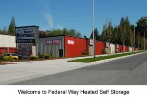 Image of Federal Way Heated Self Storage Facility on 35205 Pacific Hwy S  in Federal Way, WA - View 4