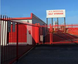 Image of Almeda Self Storage Facility at 10600 Almeda Genoa Rd  Houston, TX