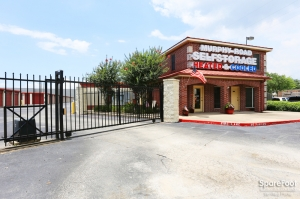 Image of Murphy Road Self Storage Facility on 13700 Murphy Rd  in Stafford, TX - View 2