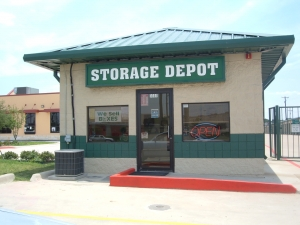 Cheap Storage Units At Storage Depot Fort Worth