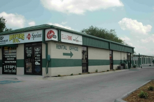 Storage Depot - Pharr