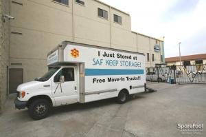 Cheap Storage Units At Saf Keep Storage Los Angeles