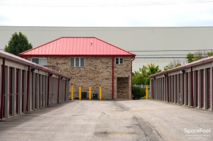 Image of Security Self Storage - West Facility on 4600 Fisher Road  in Columbus, OH - View 4