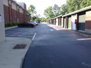 Image of Life Storage - Cary - Dillard Drive Facility on 5738 Dillard Dr  in Cary, NC - View 4