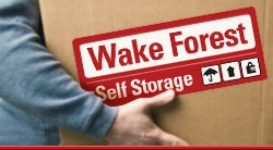 Image of American Self Storage - Wake Forest - Capital Blvd Facility on 9500 Capital Blvd  in Wake Forest, NC - View 2
