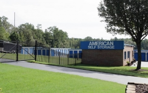 Image of American Self Storage - Wake Forest - Capital Blvd Facility on 9500 Capital Blvd  in Wake Forest, NC - View 4