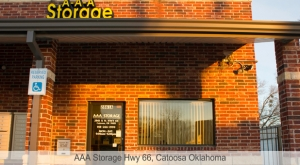 AAA Storage Hwy 66